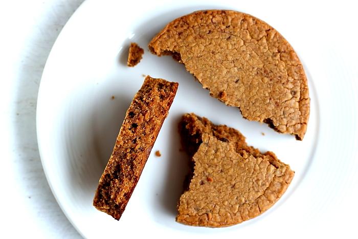 Ciastka maślane z czekoladą