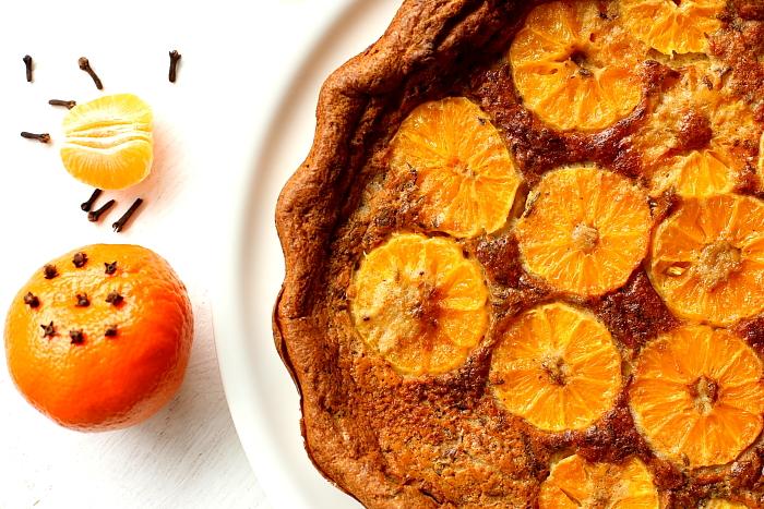 Placek z mandarynkami L_10