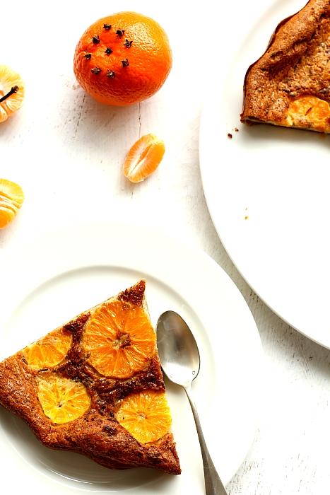 Placek z mandarynkami L_13