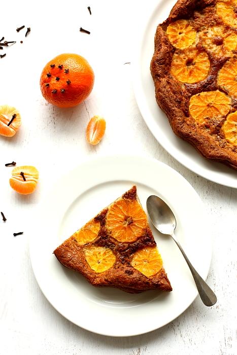 Placek z mandarynkami L_15