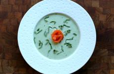 Zupa z groszku cukrowego L_01