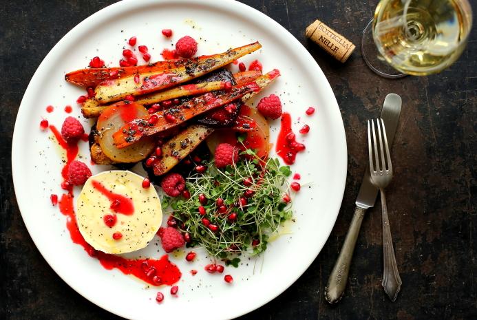 Pieczone warzywa z camembertem_03