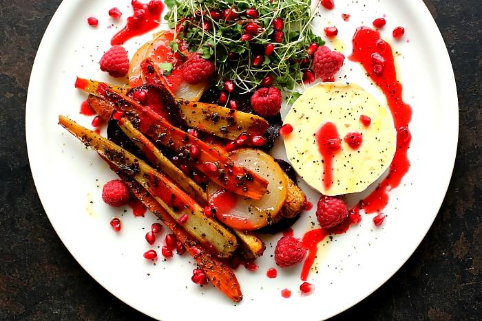 Pieczone warzywa z camembertem_06