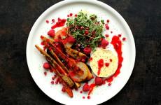 Pieczone warzywa z camembertem_07