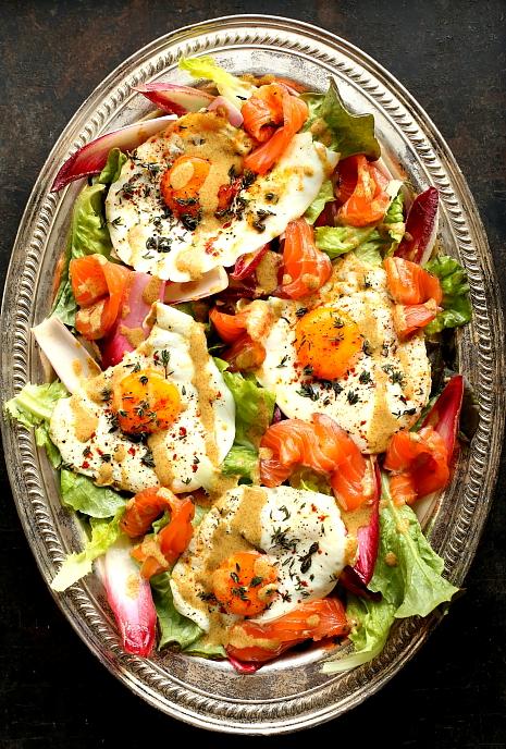 Salatka z gravlaxem L_07
