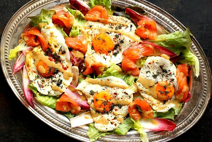 Salatka z gravlaxem L_08