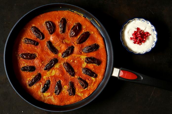 Omlet daktylowy L_04