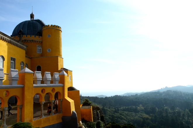 Sintra Pena Palace L_12