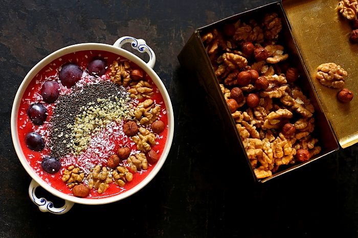Smoothie bowl truskawki L_06