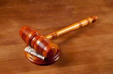 judge gavel, law bok and money