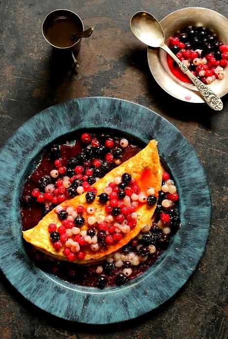 Omlet z porzeczkami L_09
