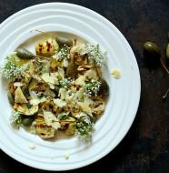 Salatka z karczochami L_12