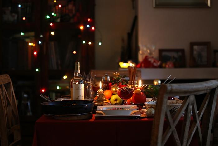 Świąteczny stół bez glutenu