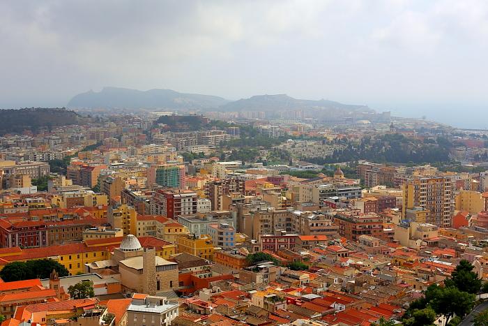 Cagliari, Sardynia