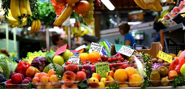 Mercato di San Benedetto | Cagliari, Sardynia