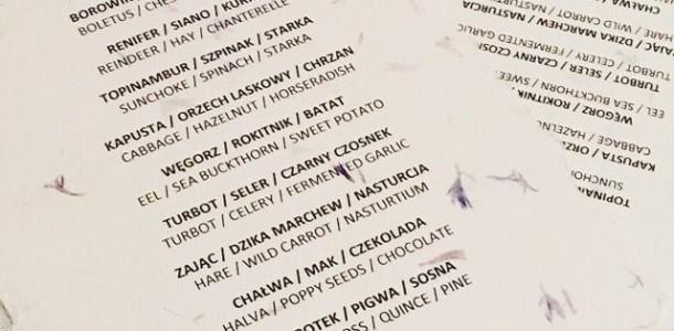 Atelier Amaro Recenzja Zima Warszawa Facet I Kuchnia