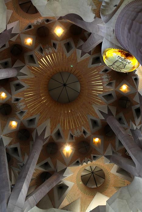 Barcelona Gaudi L_105