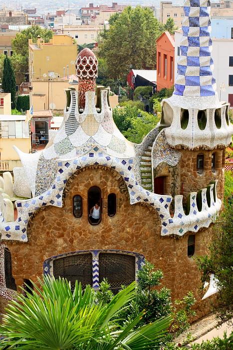 Barcelona - Gaudi L_15