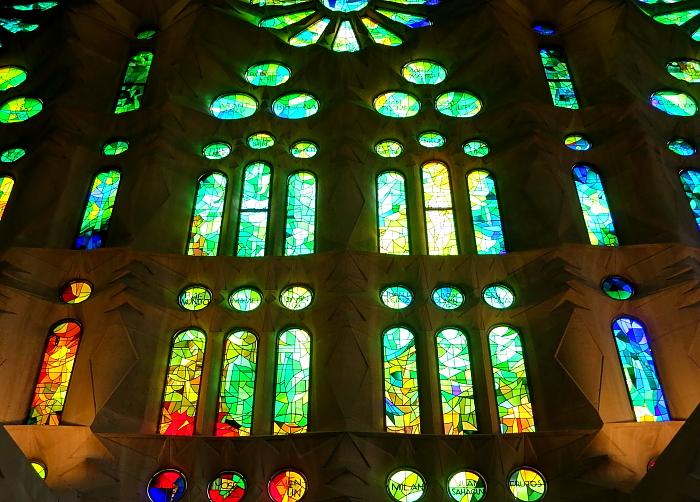 Barcelona - Gaudi L_35