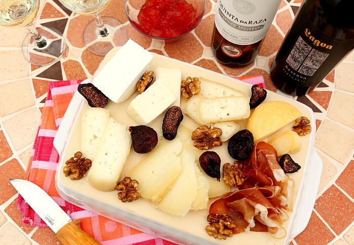 Deska portugalskich serów L_06
