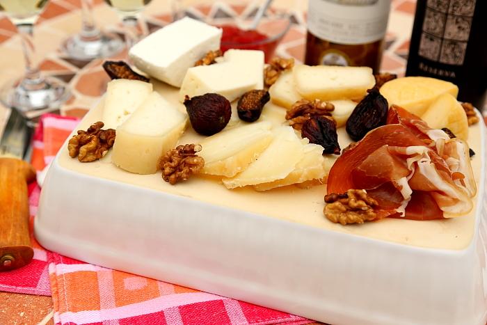 Deska portugalskich serów L_09