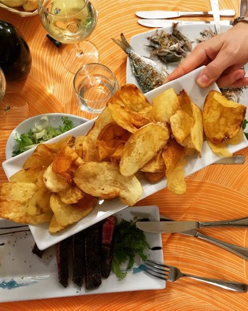 La Tavernetta kolacja