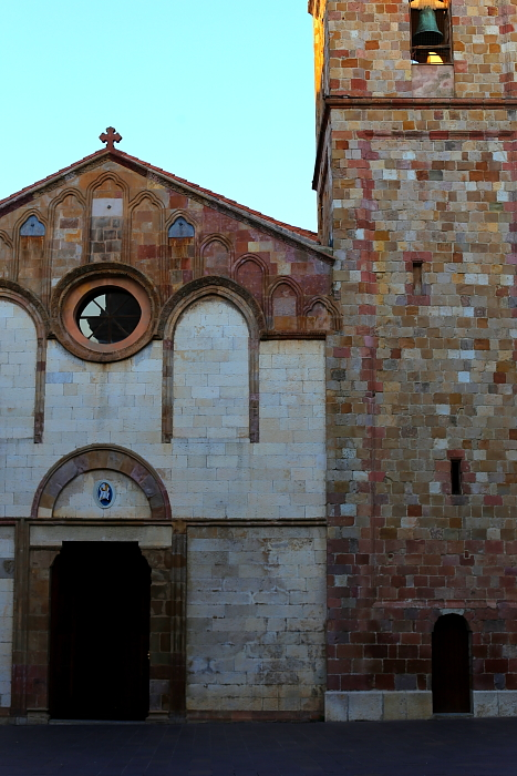 Sardynia - Iglesias - Santa Chiara