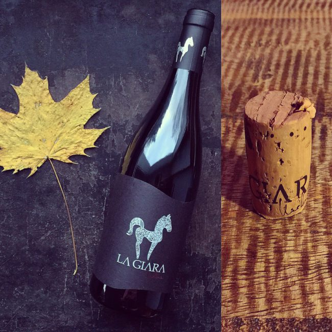 La Giara (Usellus) - Cannonau di Sardegna DOC 2014