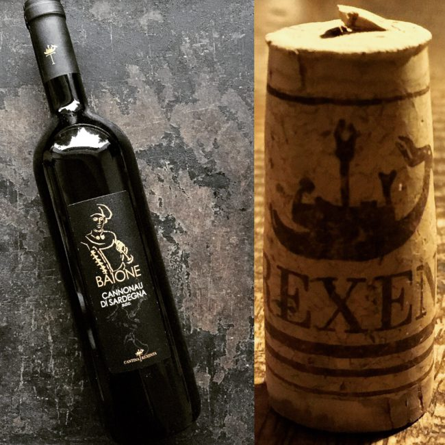 Baione - Cannonau di Sardegna DOC 2013 (Cantina Trexenta)