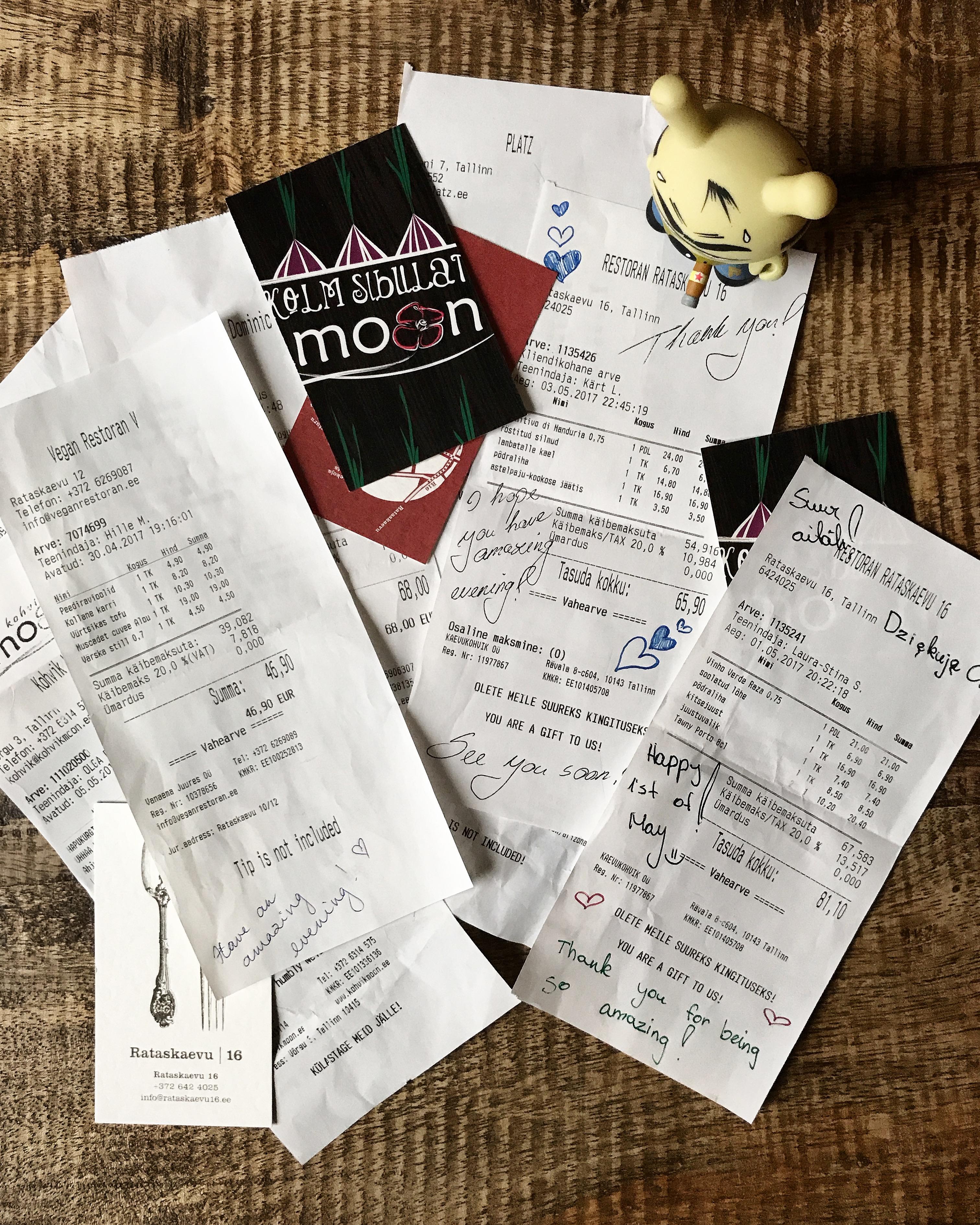 Tallin - gdzie jeść i pić? Najlepszy przewodnik