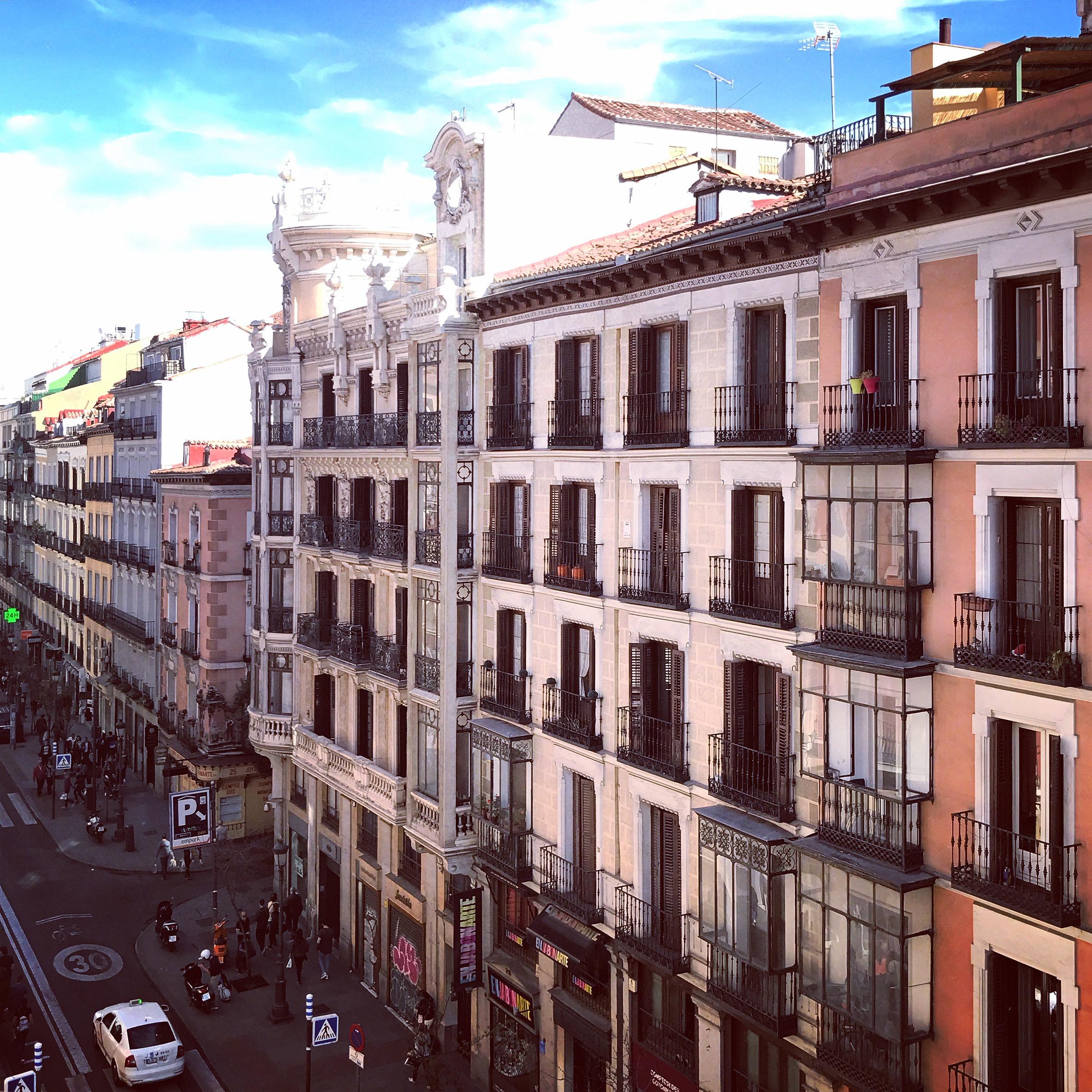 Gdzie spać w Barcelonie i Madrycie