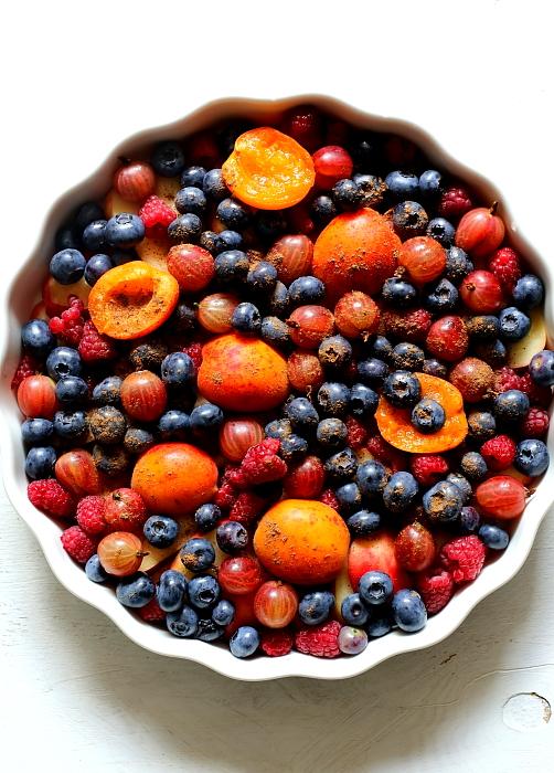 Pieczone owoce - najlepszy deser na lato