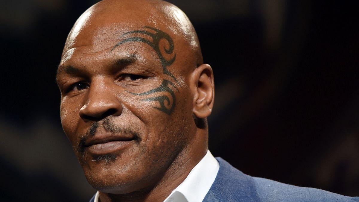 Mike Tyson przeszedł na weganizm ze względów zdrowotnych