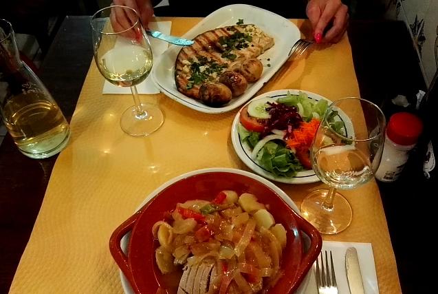 Tavira - gdzie jeść