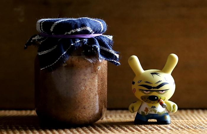 Maslo orzechowe piernikowe