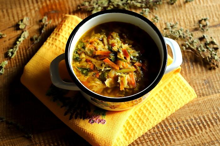 Zupa z brukselki