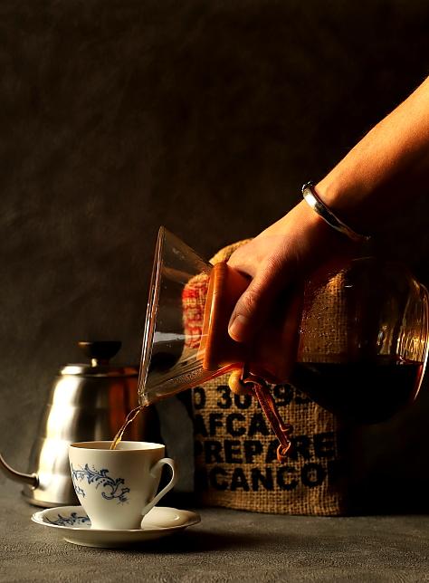 Chemex - jak parzyć kawę