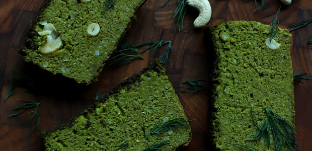Pasztet zielony