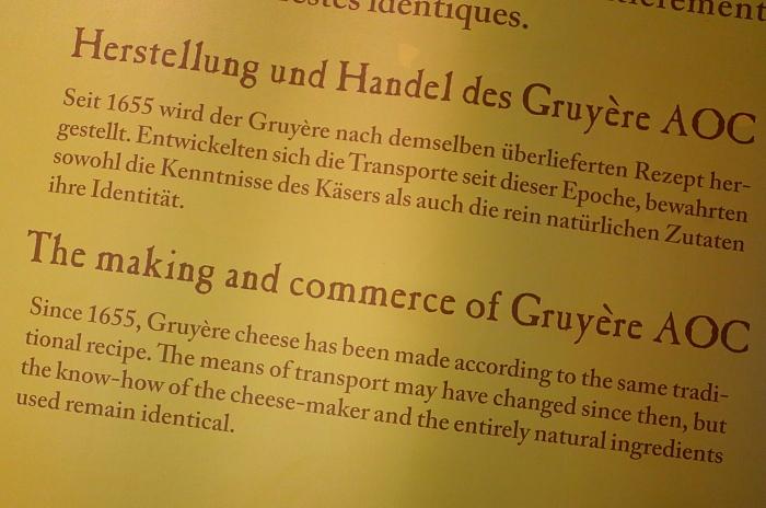La Maison du Gruyere
