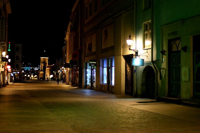 Tallin odcinek III