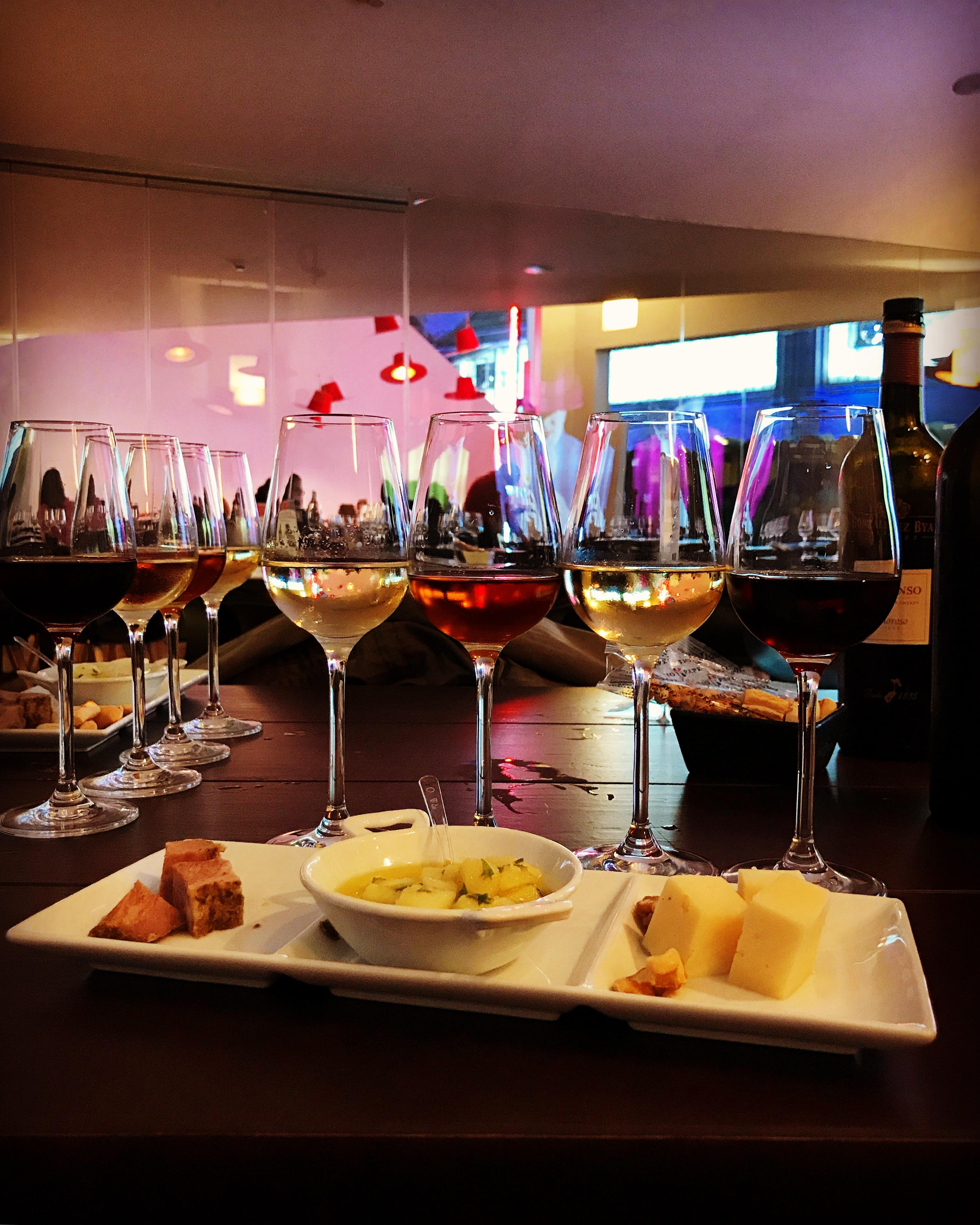 Wina w Sewilli