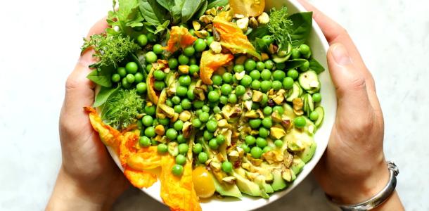 Buddha Bowl 4 łatwe Przepisy Na Wiosnę Facet I Kuchnia
