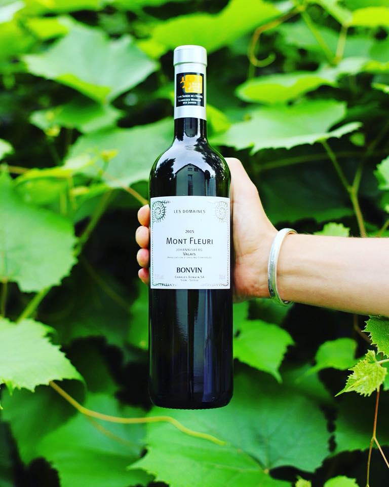Facet i wino