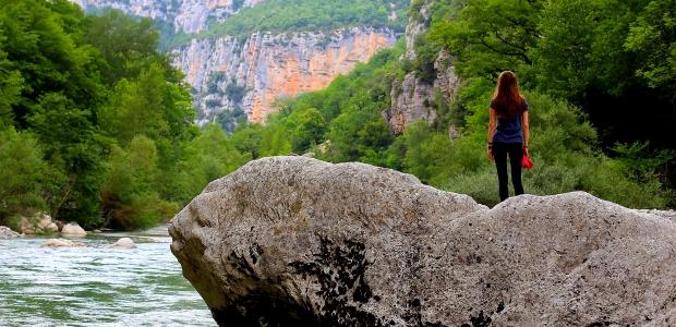 Gorges du Verdon – drugi najgłębszy kanion w Europie