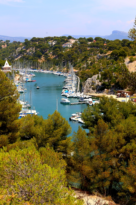 Park Narodowy Calanques i Cassis
