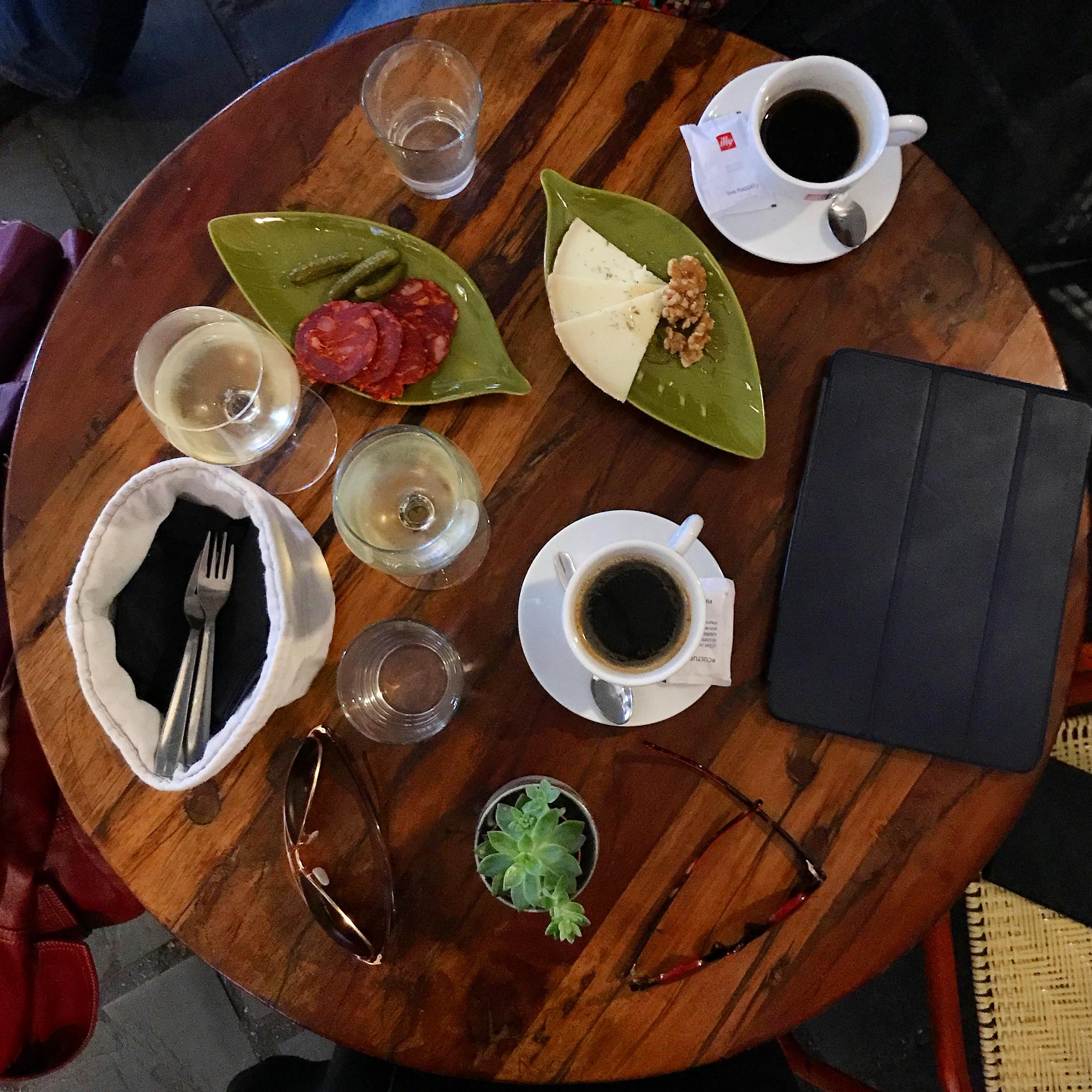 Sewilla - gdzie jeść