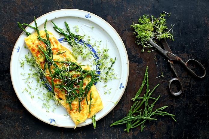 Omlet z solirodem