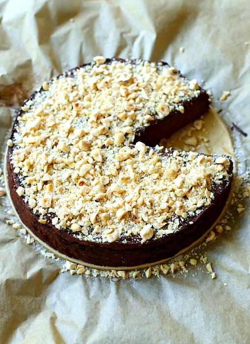 Ciasto z pasternaku