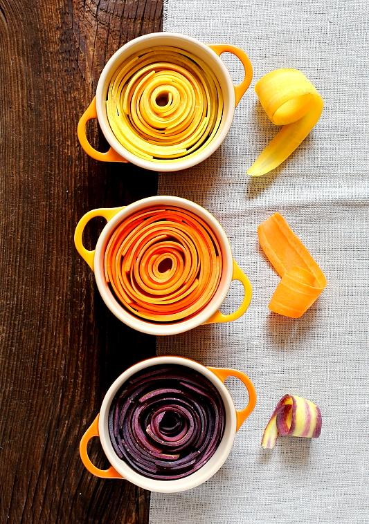 Zapiekanka z marchewki