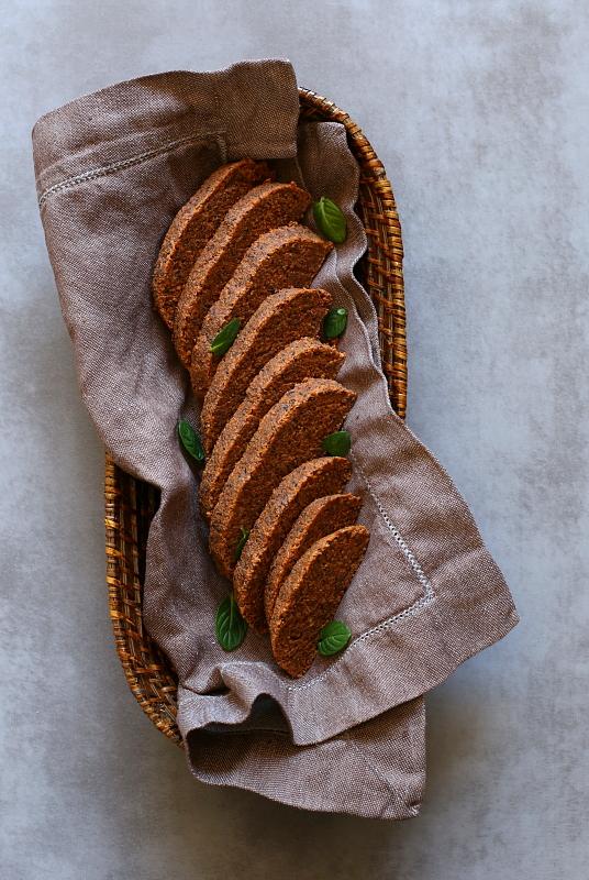 Chleb z dehydratora